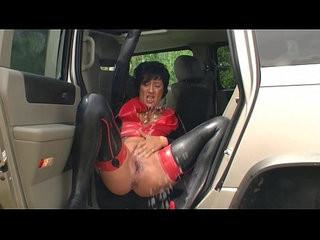 Bizarre driving