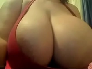 Sexy bbw busty latina plays with pussy  see