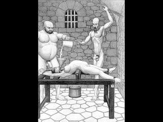 Dungeon terrors brutal extreme bondage bdsm toons art