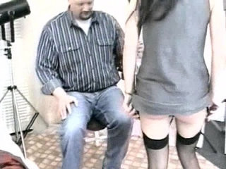 Spanked by Old Men