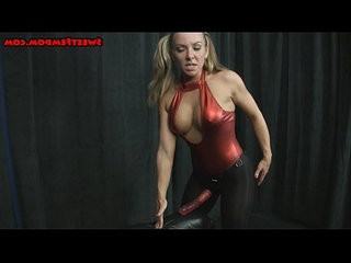 Dre wants to fuck your ass femdom strapon