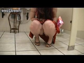 Just panty wetting omorashi 30