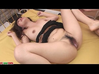 Sexy ass and busty babe fucked and pussy plugged with sex toys