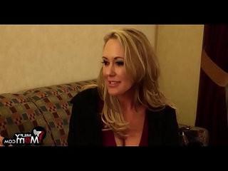 Brandi Love screams as she gets tight cunt nailed hard