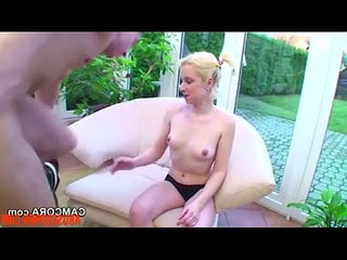 Step sister an german step brother fuck when