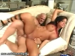 Horny porn star eva angelina gets hard anal sex and rough fuck and orgasm