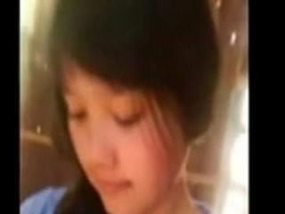Busty little asian webcam