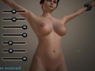 Starslave the next gen 3D sex video game demo